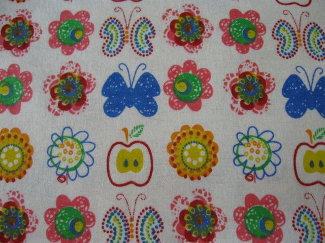 Flanell Butterfly