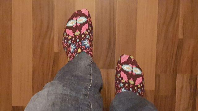 Flinke Socke - Stoffe, Schnittmuster & Nähzubehör