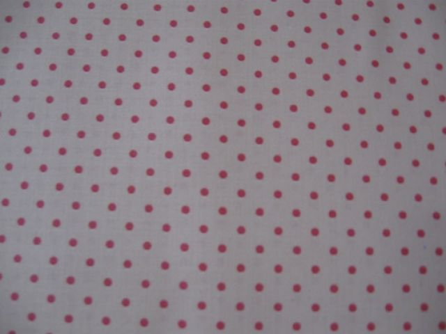 Lollopop Dots pink